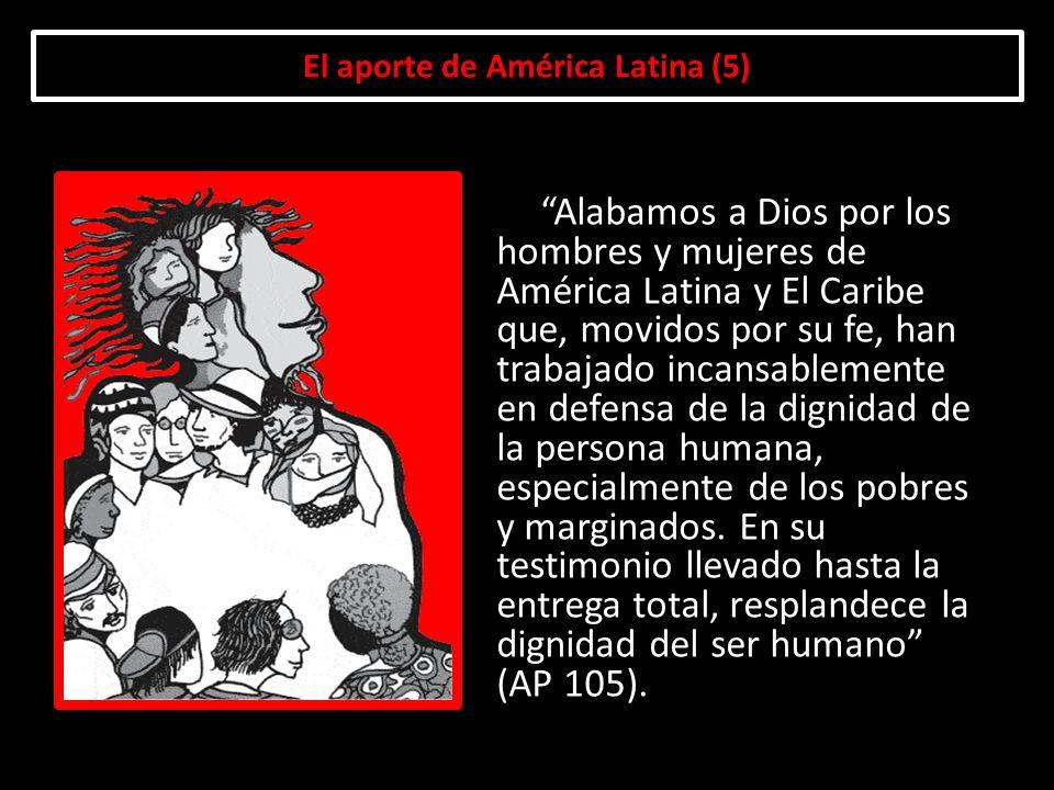 El aporte de América Latina (5)