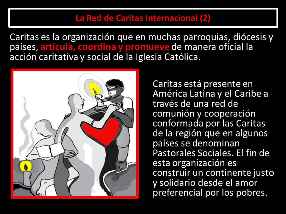 La Red de Caritas Internacional (2)