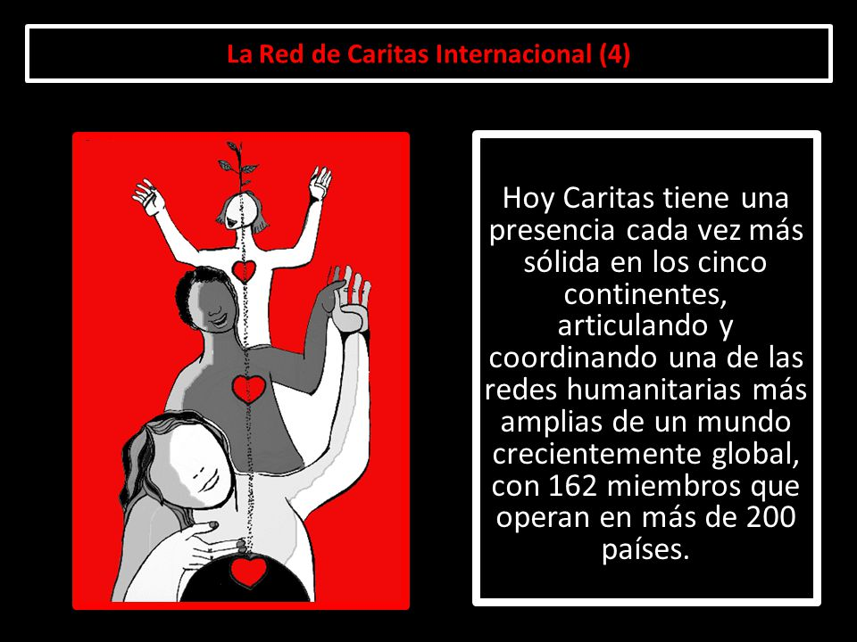 La Red de Caritas Internacional (4)