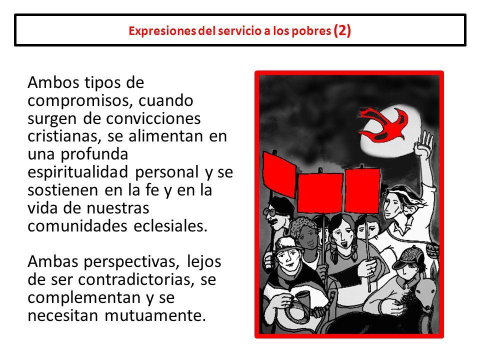 Expresiones del servicio a los pobres (2)