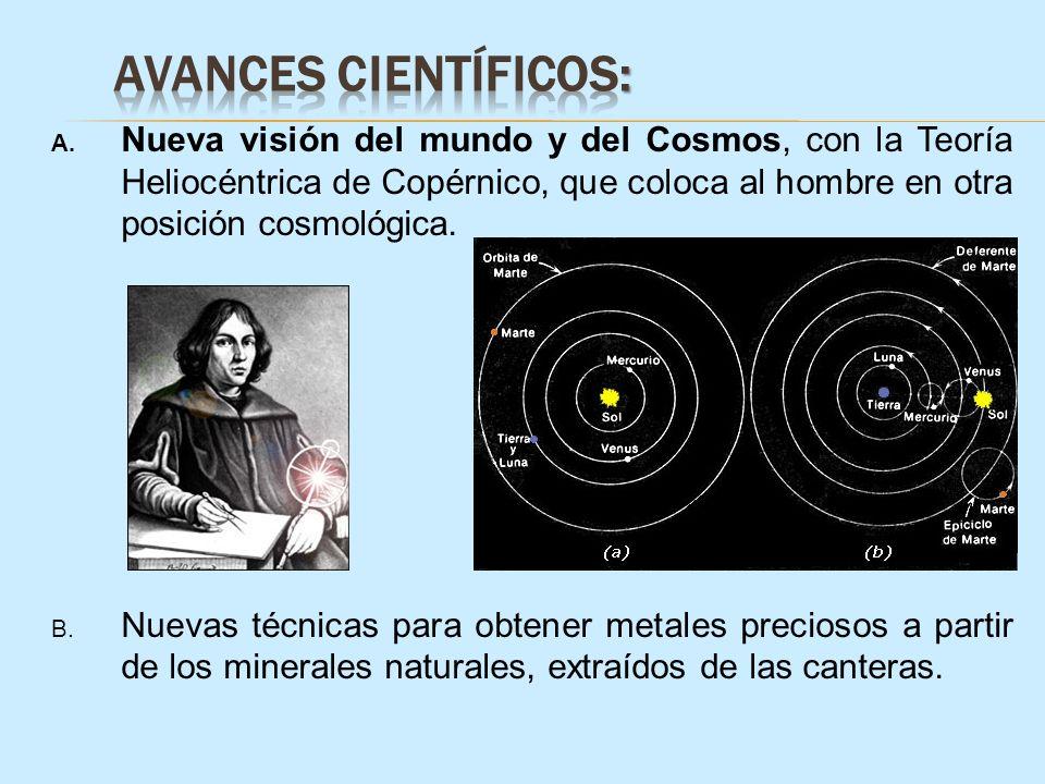 Avances científicos: