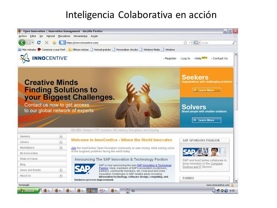 Inteligencia Colaborativa en acción