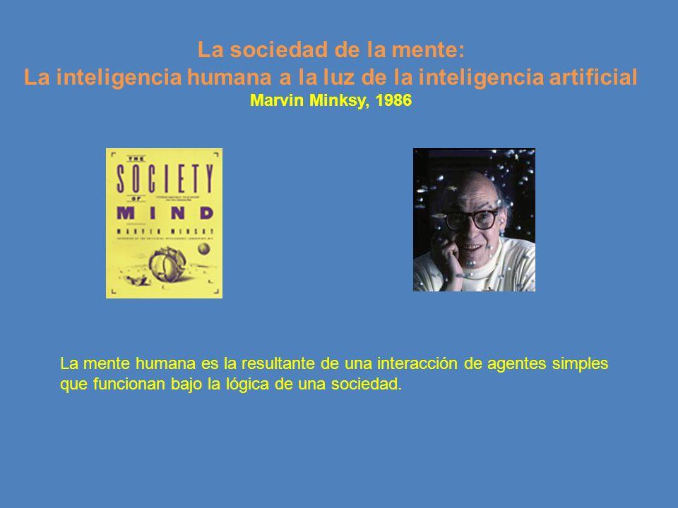 La sociedad de la mente: