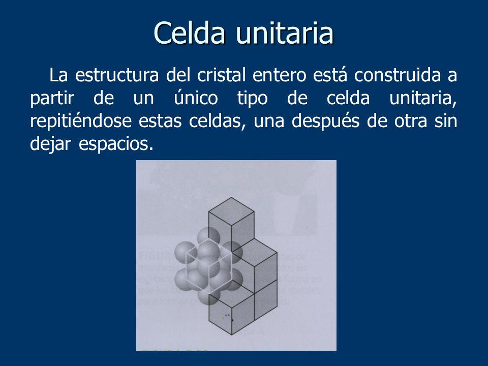 Celda unitaria