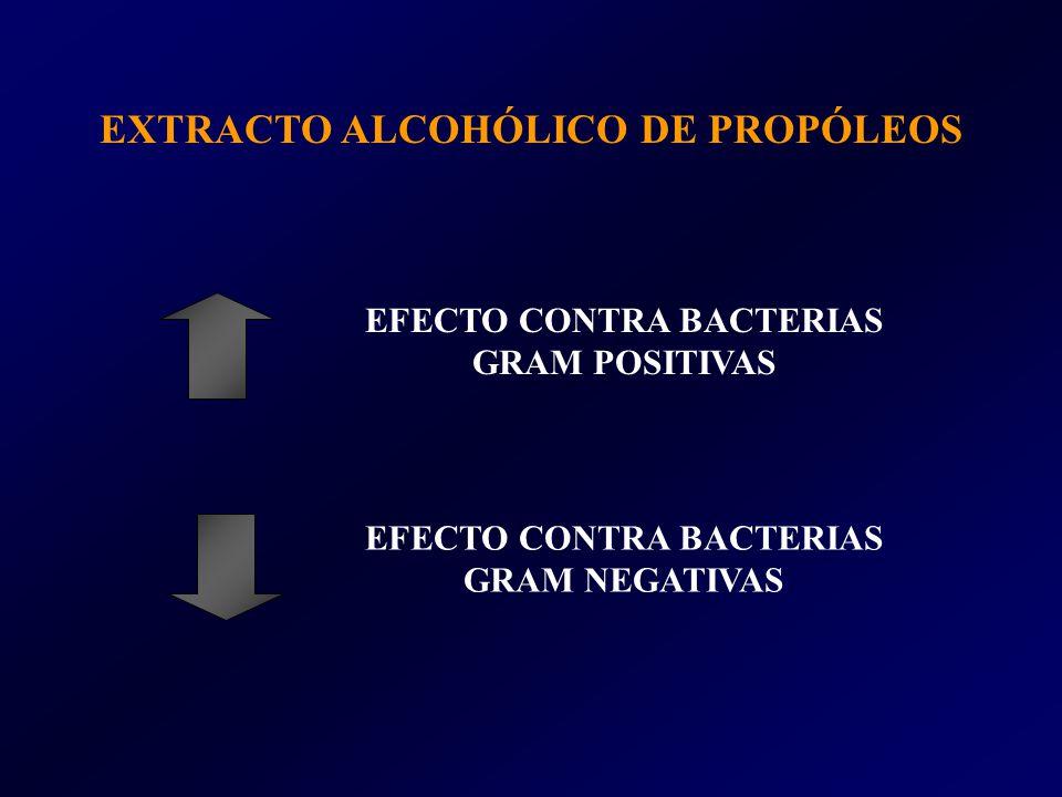 EXTRACTO ALCOHÓLICO DE PROPÓLEOS