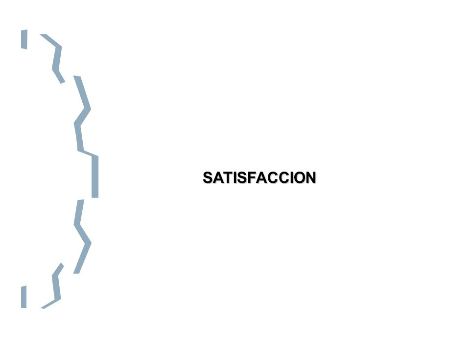 SATISFACCION 8