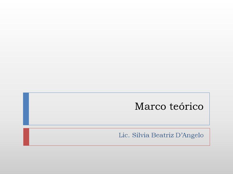 Lic. Silvia Beatriz D'Angelo