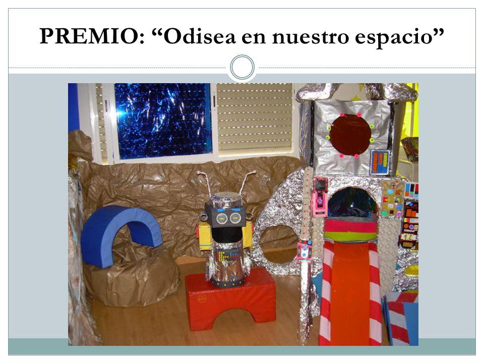 PREMIO: Odisea en nuestro espacio