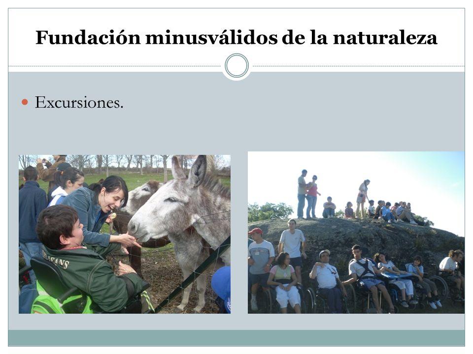 Fundación minusválidos de la naturaleza