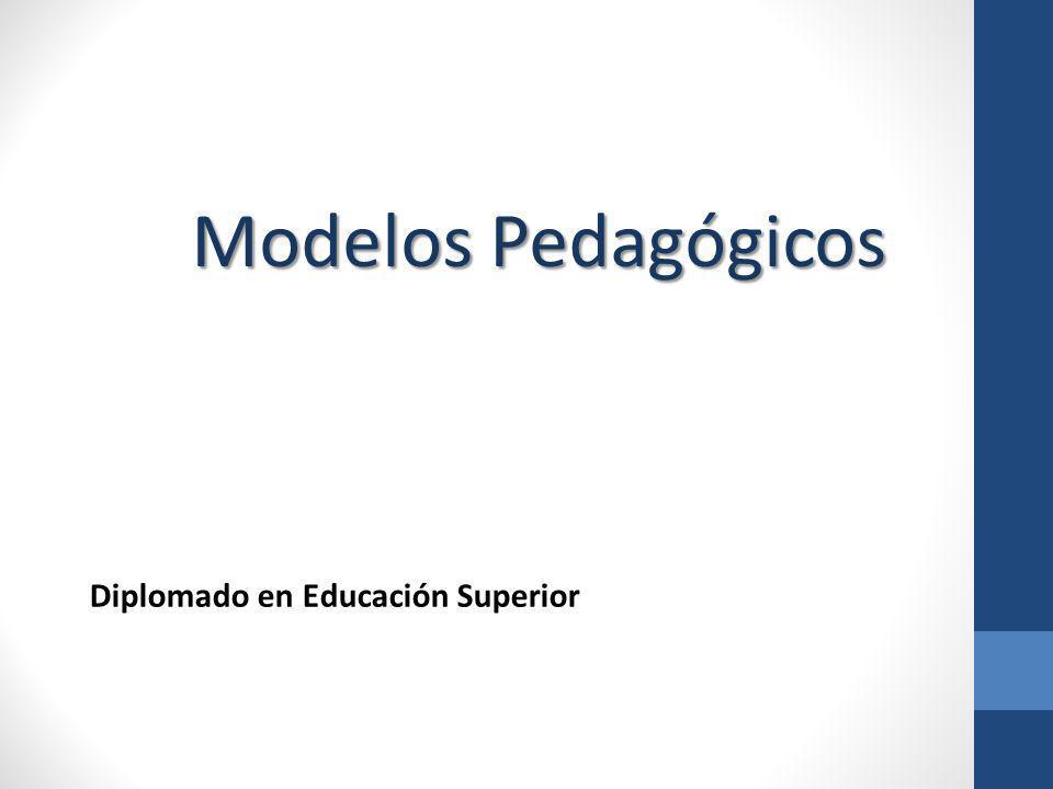 Modelos Pedagógicos Diplomado en Educación Superior