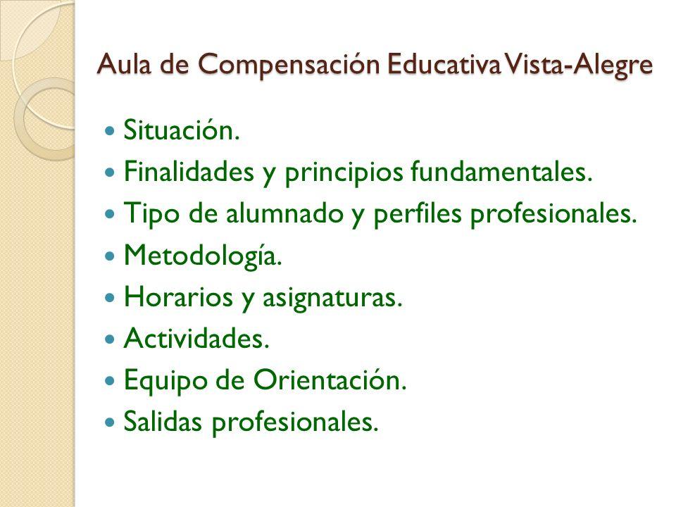 Aula de Compensación Educativa Vista-Alegre