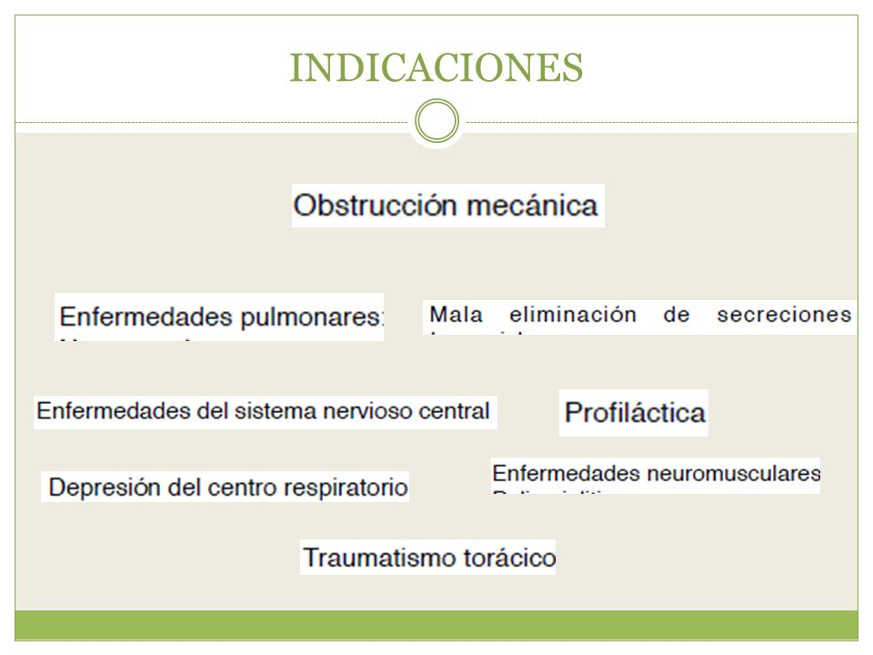 INDICACIONES To relieve upper-airway obstruction due to tumor, surgery, trauma, foreign body, or infection.