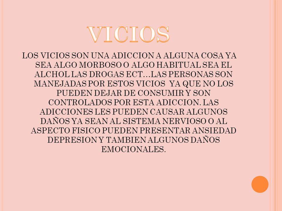VICIOS