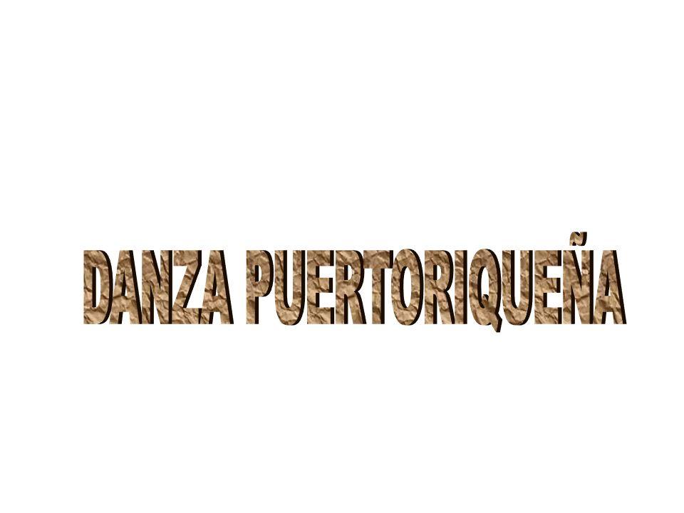 DANZA PUERTORIQUEÑA