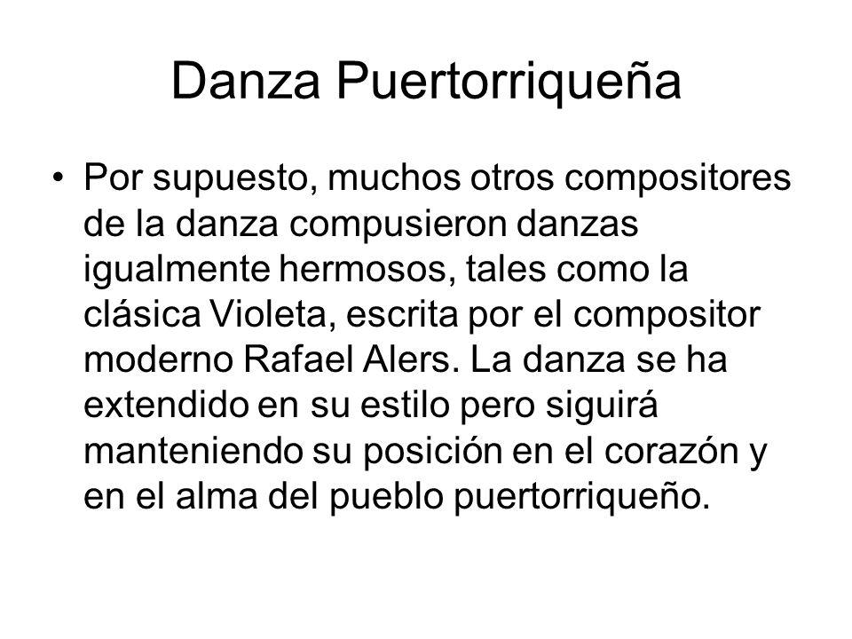 Danza Puertorriqueña