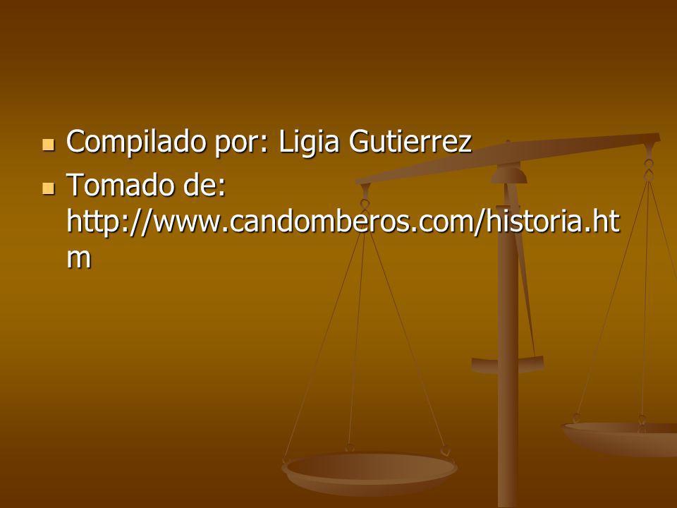 Compilado por: Ligia Gutierrez