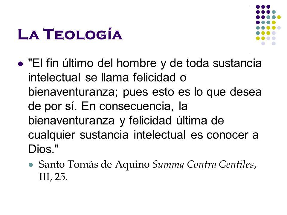 La Teología