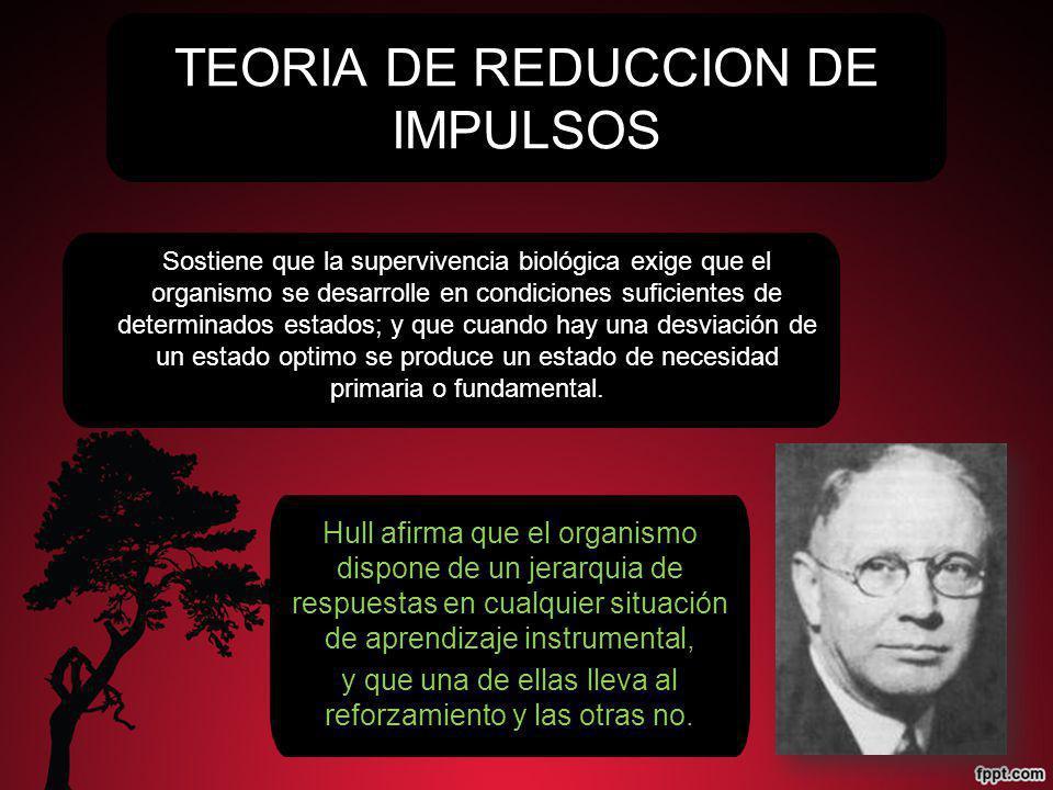 TEORIA DE REDUCCION DE IMPULSOS