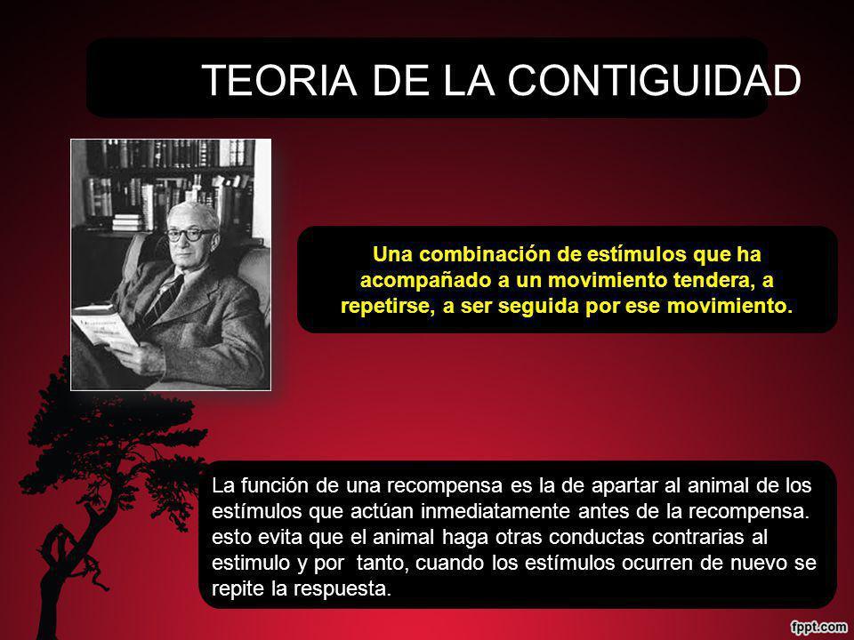 TEORIA DE LA CONTIGUIDAD