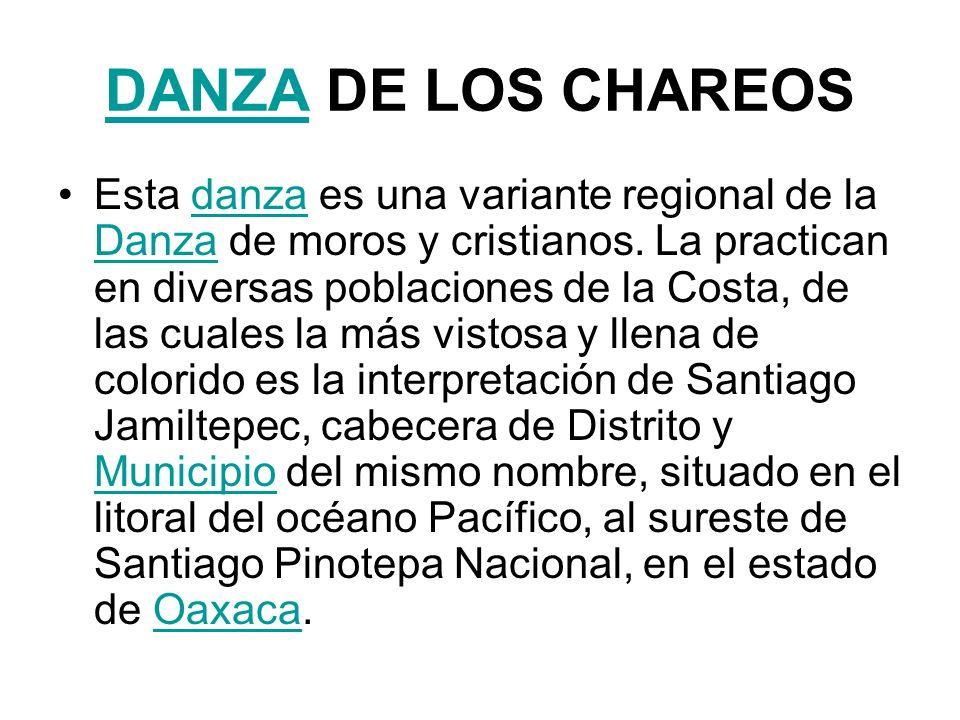DANZA DE LOS CHAREOS