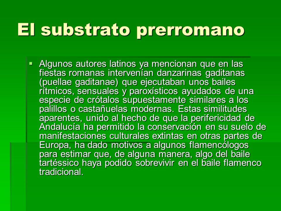 El substrato prerromano