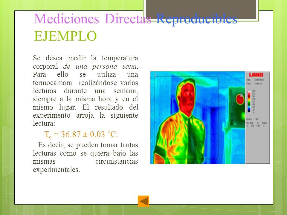 Mediciones Directas Reproducibles EJEMPLO