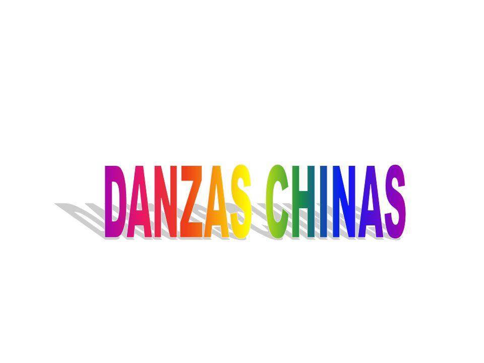 DANZAS CHINAS