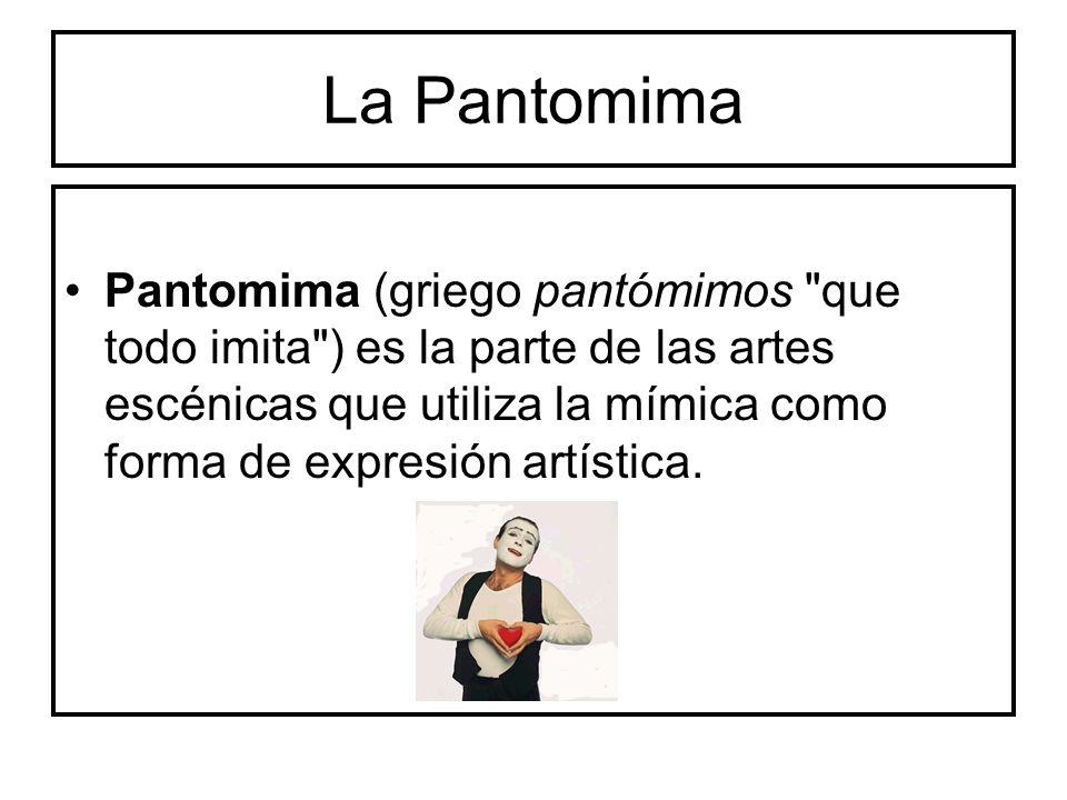 La Pantomima