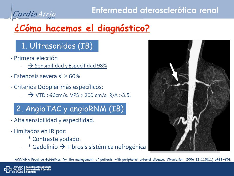 2. AngioTAC y angioRNM (IB)