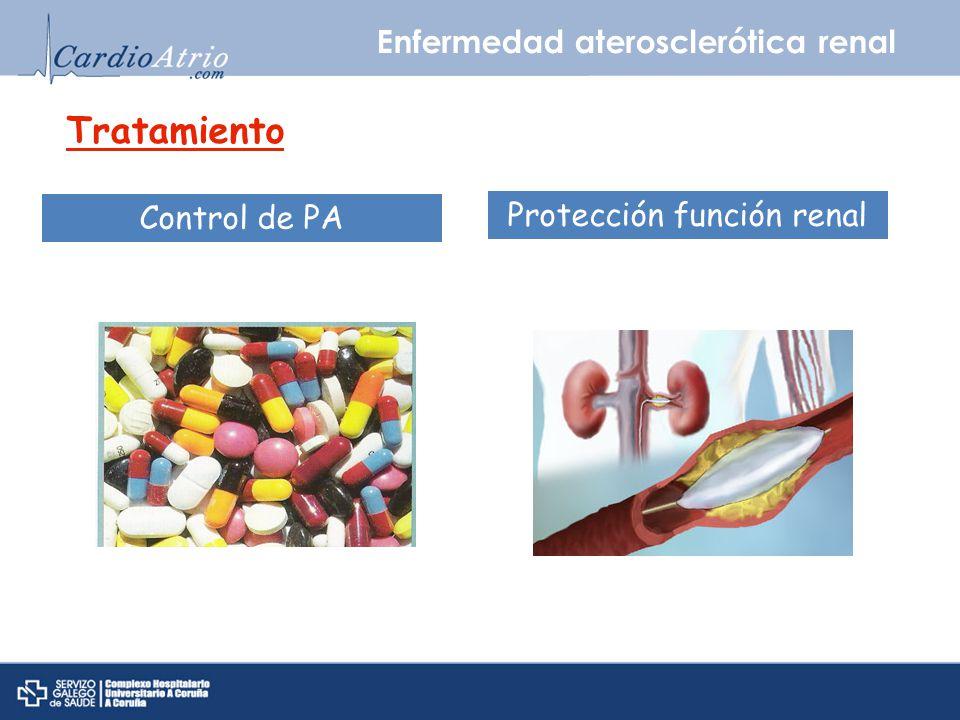 Protección función renal