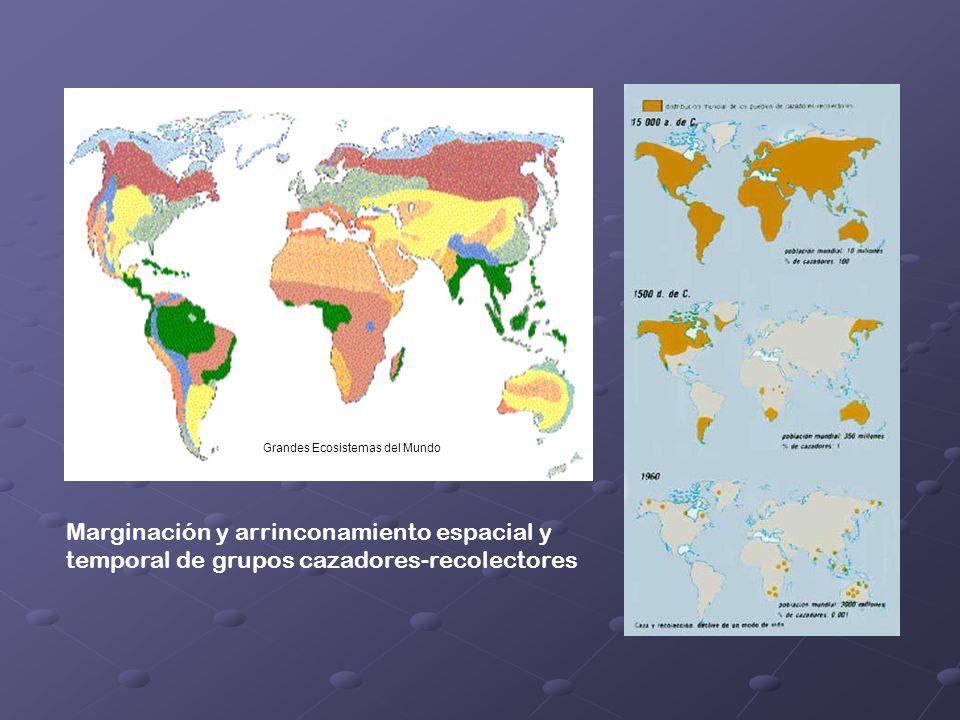 Grandes Ecosistemas del Mundo