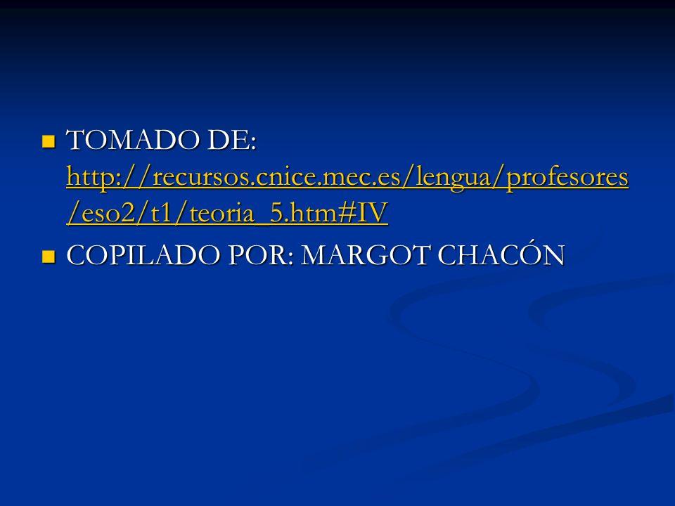 TOMADO DE: http://recursos. cnice. mec