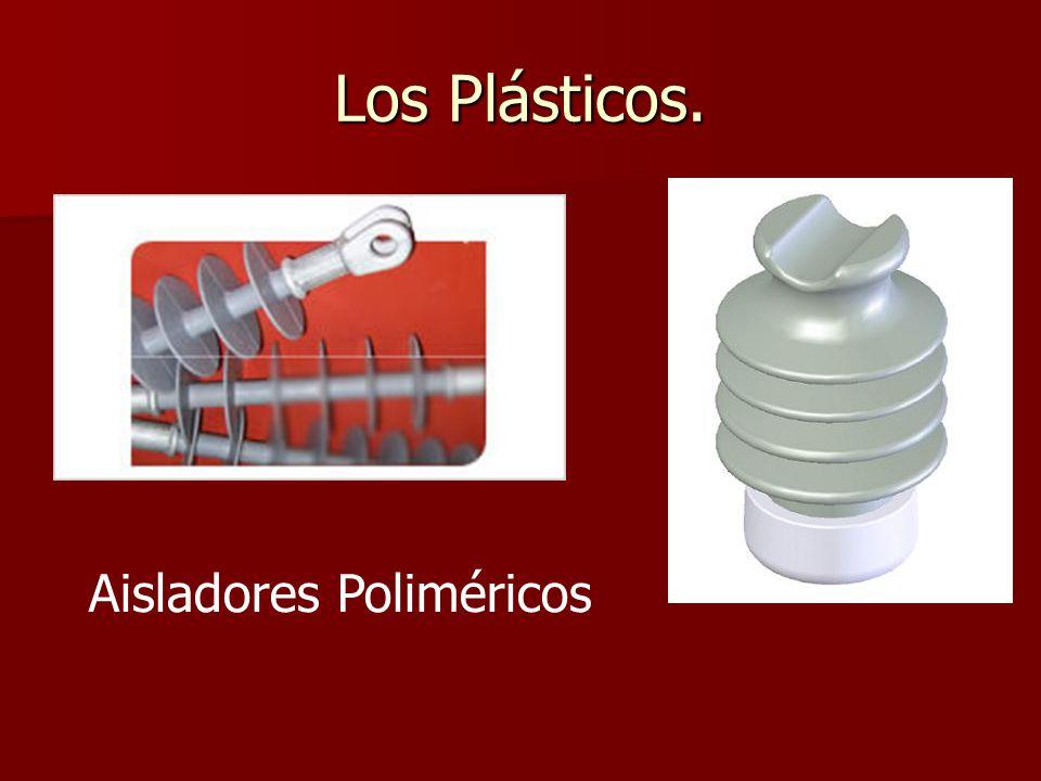 Los Plásticos. Aisladores Poliméricos