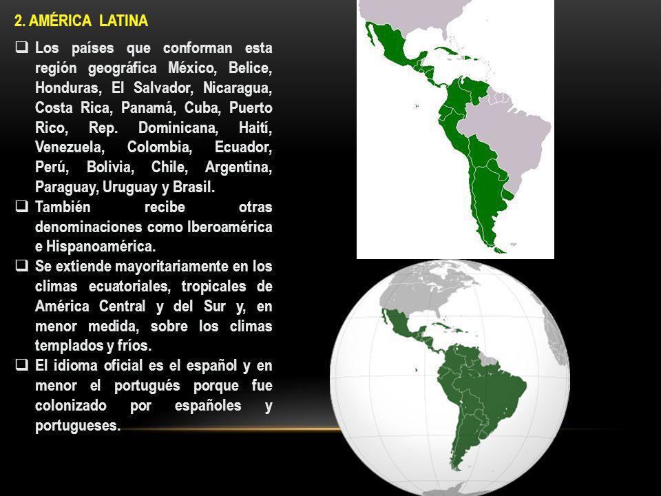 2. AMÉRICA LATINA