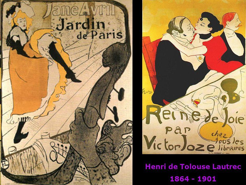 Henri de Tolouse Lautrec
