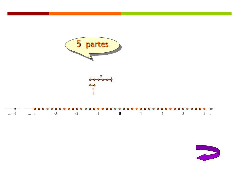 5 partes