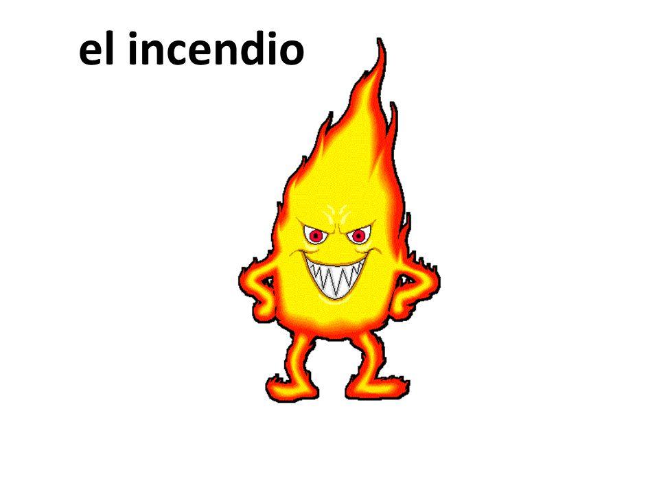 el incendio