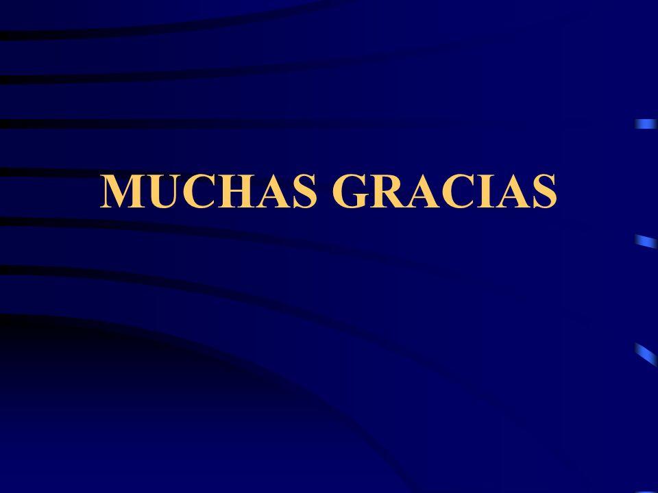 MUCHAS GRACIAS Olga Magdalena Carrillo Bianchi