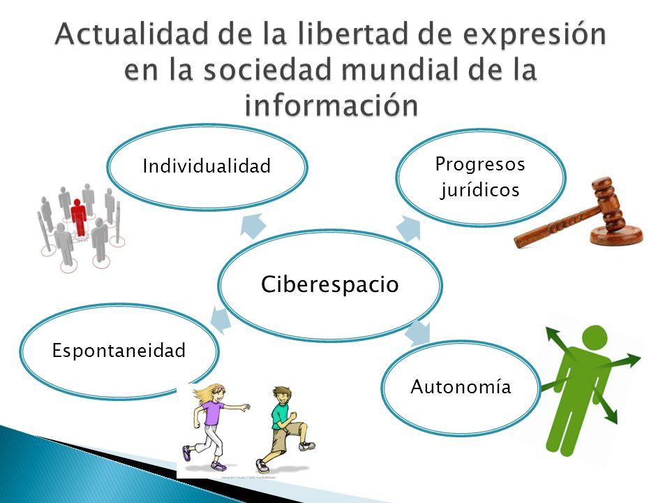 Actualidad de la libertad de expresión en la sociedad mundial de la información