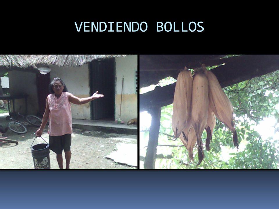 VENDIENDO BOLLOS