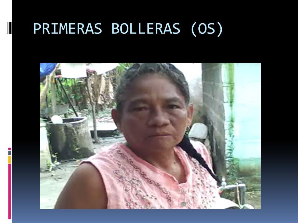 PRIMERAS BOLLERAS (OS)