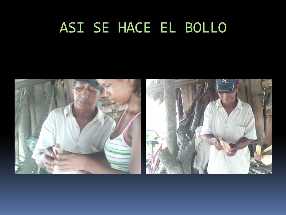 ASI SE HACE EL BOLLO