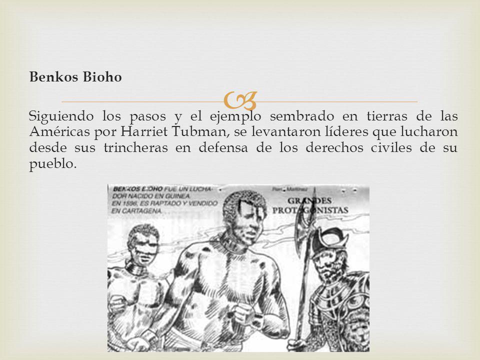 Benkos Bioho