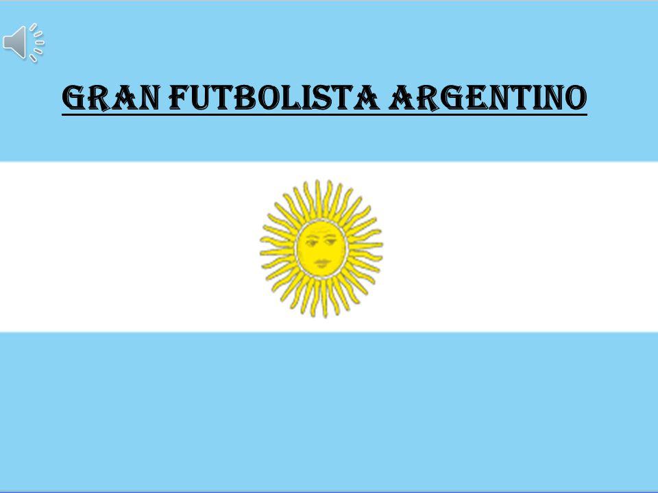 Gran Futbolista Argentino
