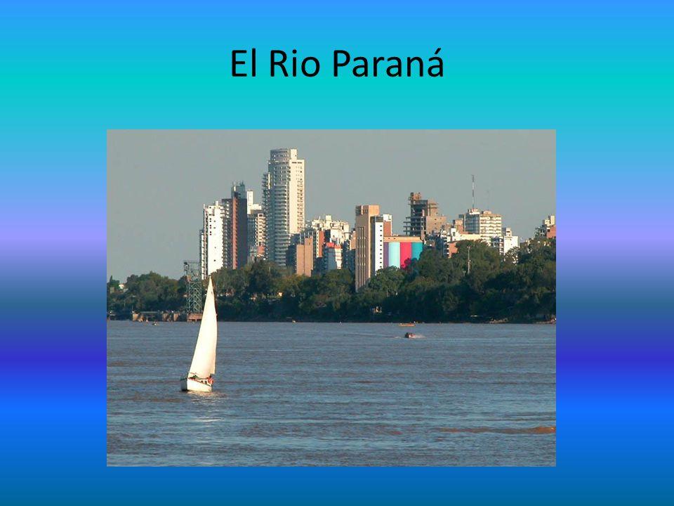 El Rio Paraná