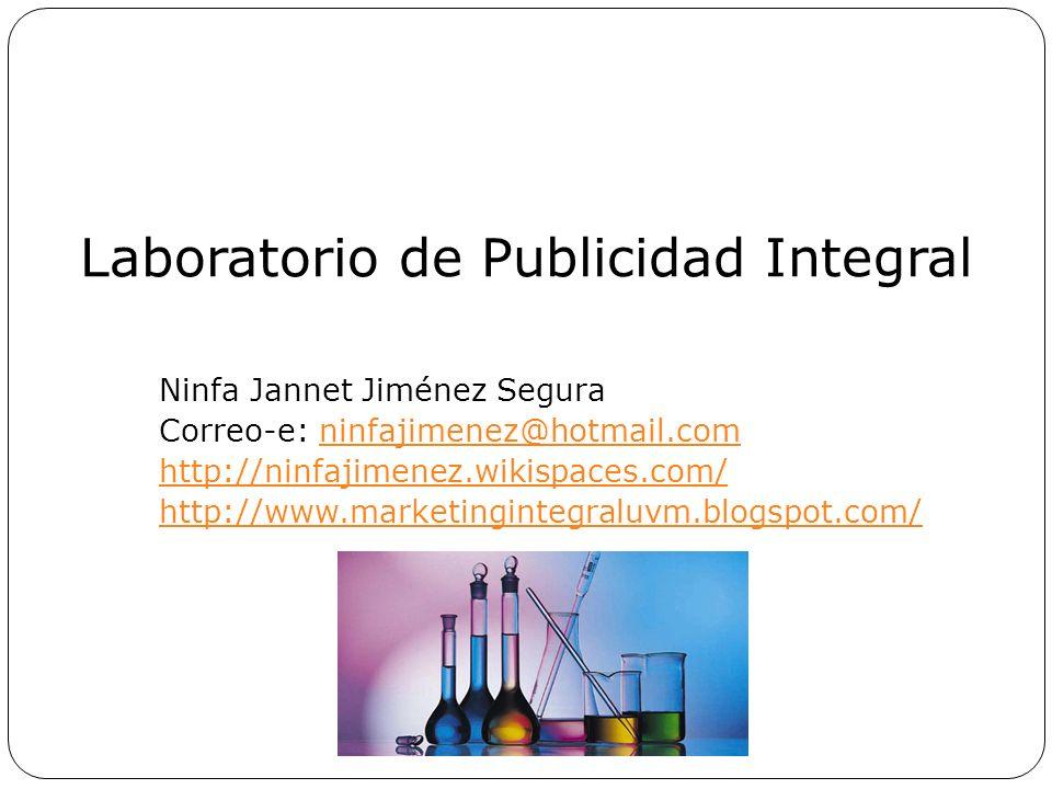 Laboratorio de Publicidad Integral
