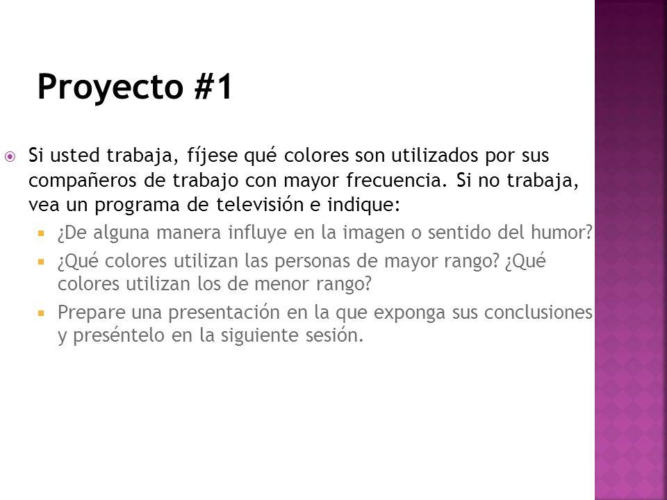 Proyecto #1