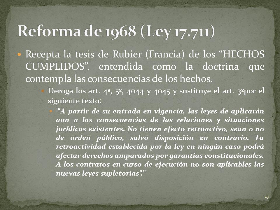 Reforma de 1968 (Ley 17.711)