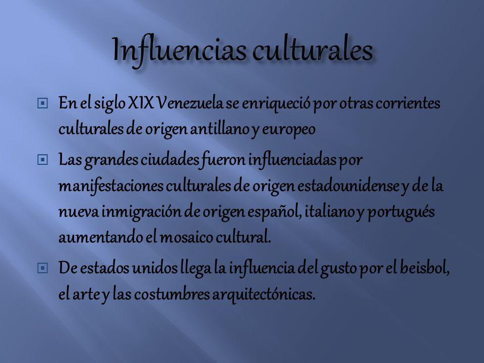 Influencias culturales