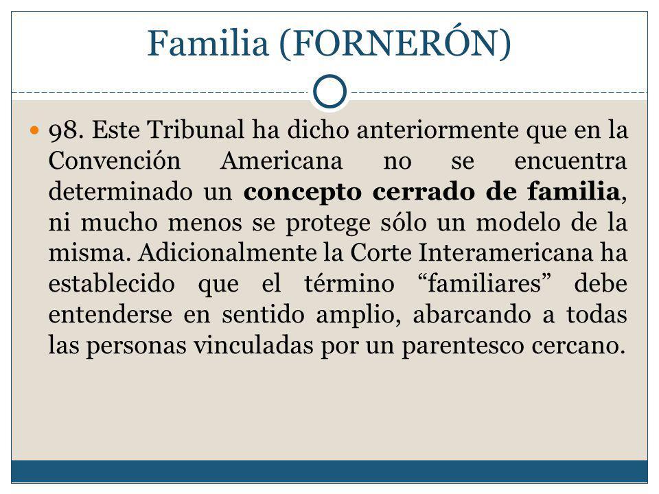 Familia (FORNERÓN)